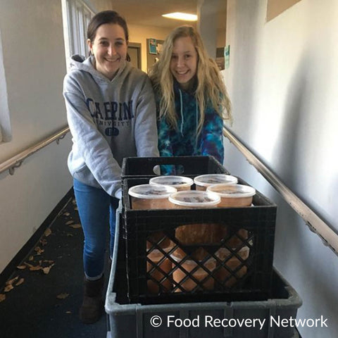 FRN Students Helping Out