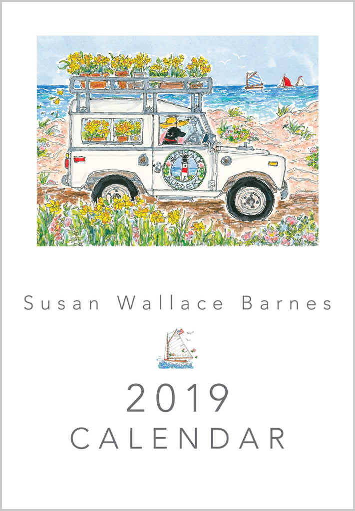 2019 CALENDAR COLLECTION NOW AVAILABLE!