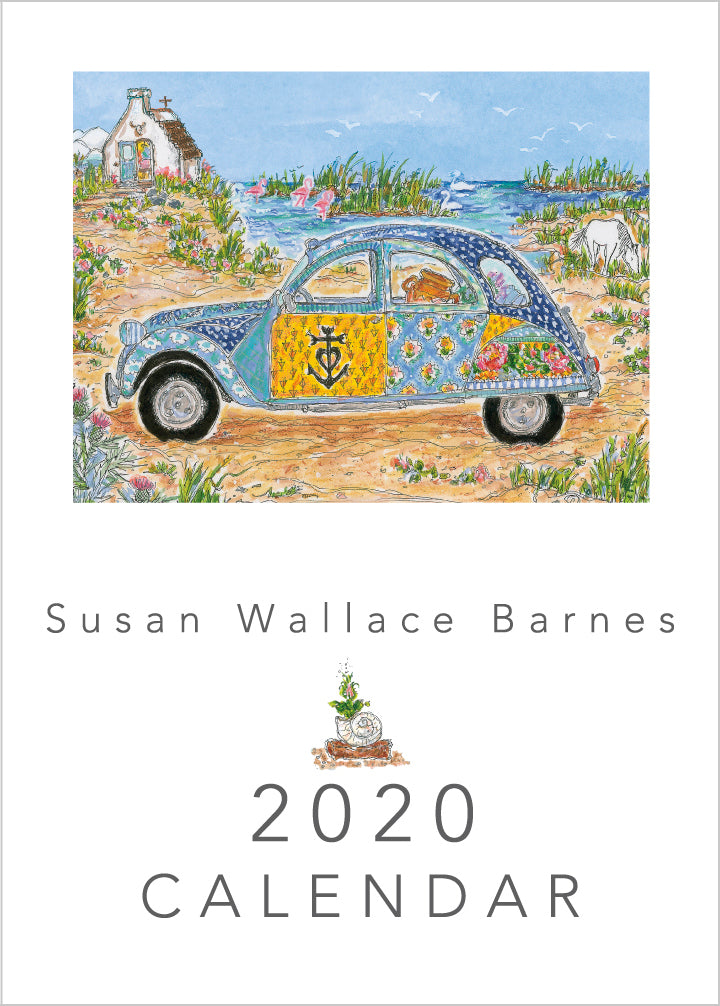 2020 Calendar Collection NOW AVAILABLE!