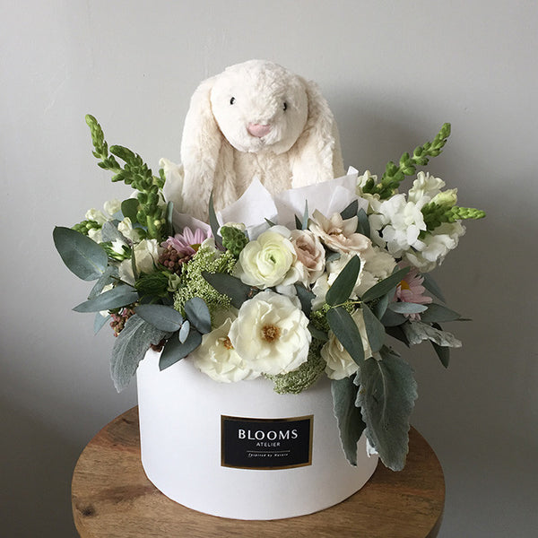 Le Petit Enfant Blooms Box + Jellycat