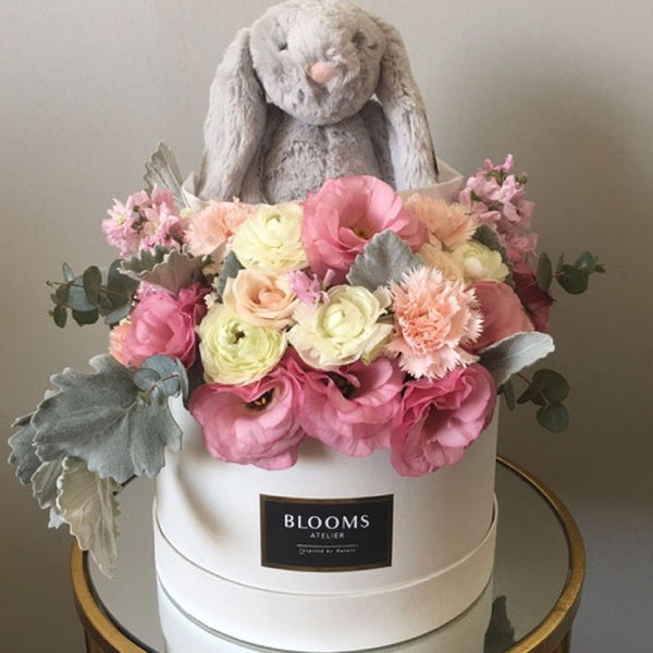 La Princesse Blooms Box + Jellycat