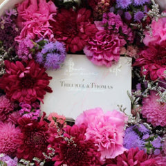 Blooms in a Box + Theurel & Thomas