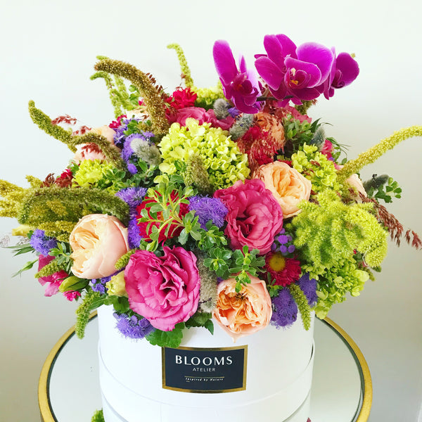 Le Royal Blooms Box