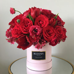 Le Rouge de Saint-Valentin Blooms Box