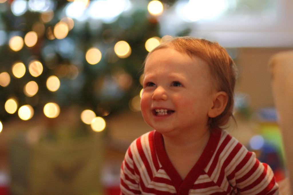 Holiday Decor Safety Tips for Tots