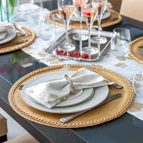 Coco Gold Placemats