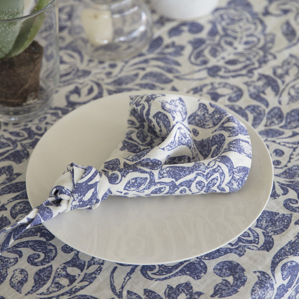 Santorini Napkins, S/4 - Mode Living Tablecloths