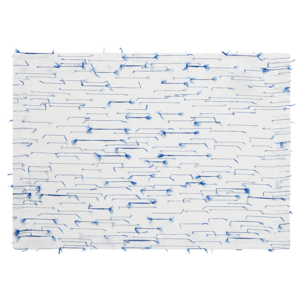 Amalfi Placemats, S/4 - Mode Living Tablecloths