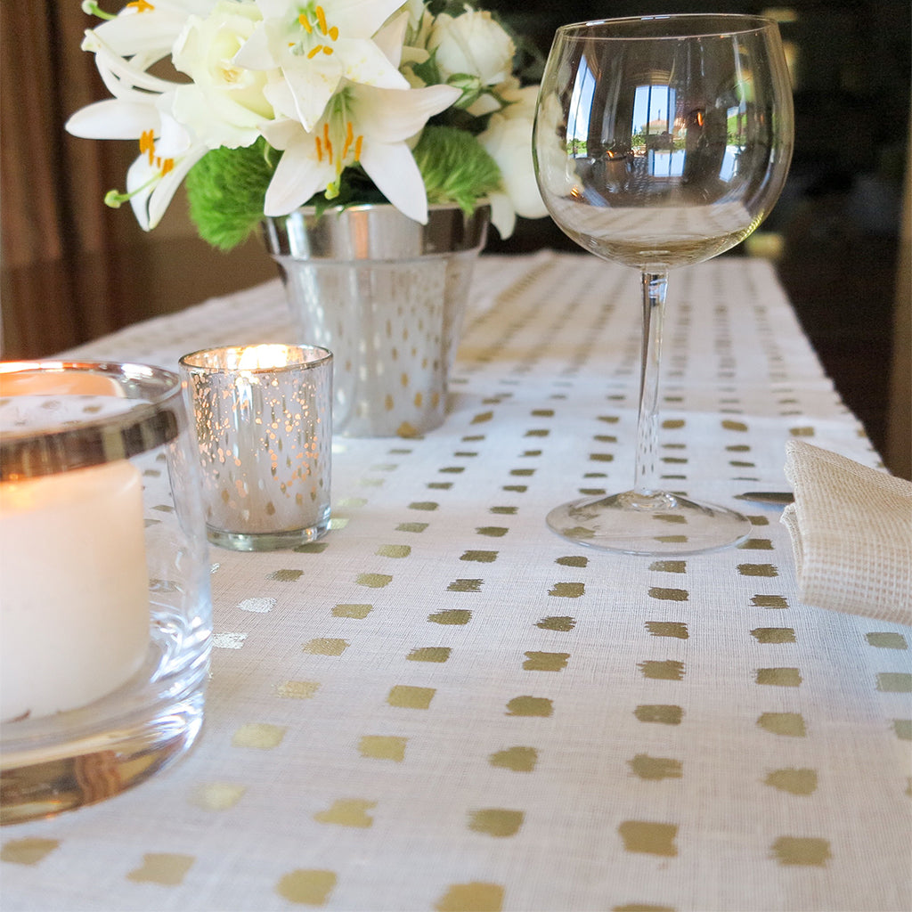 Antibes Runner - Mode Living Tablecloths