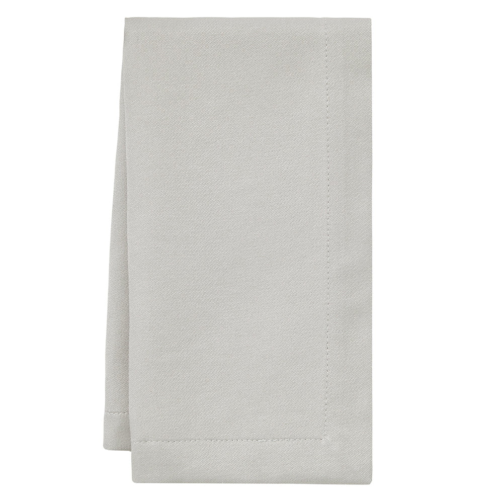 Brussels Napkins Solid, S/4
