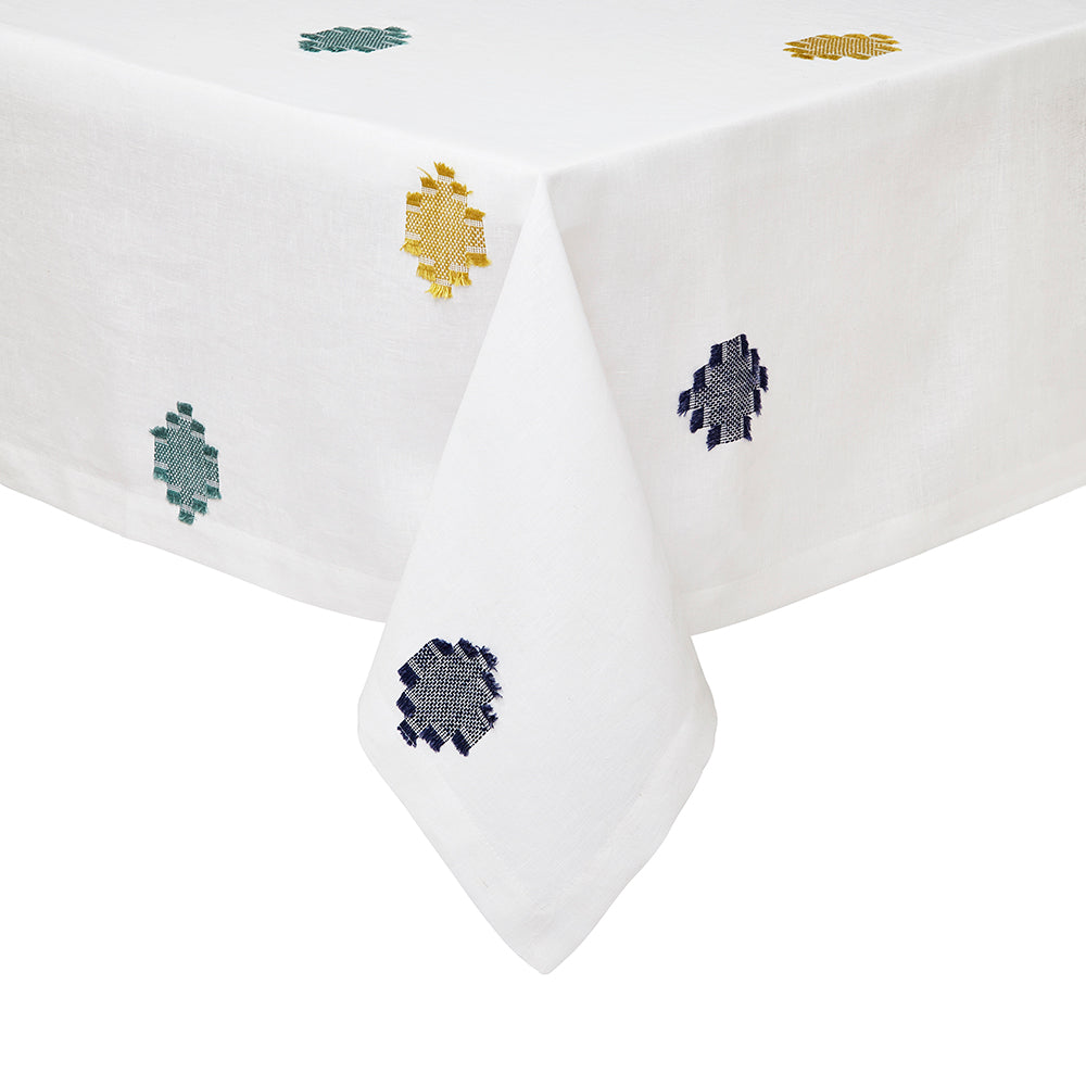 Cap Ferrat Tablecloth - Mode Living Tablecloths