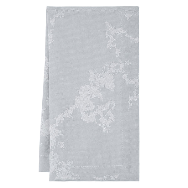 Gray Marble Easy care and luxury Napkin Mode Living Carrera Napkins