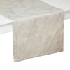 Taupe Marble Design Easy care and luxury runner Mode Living Carrera