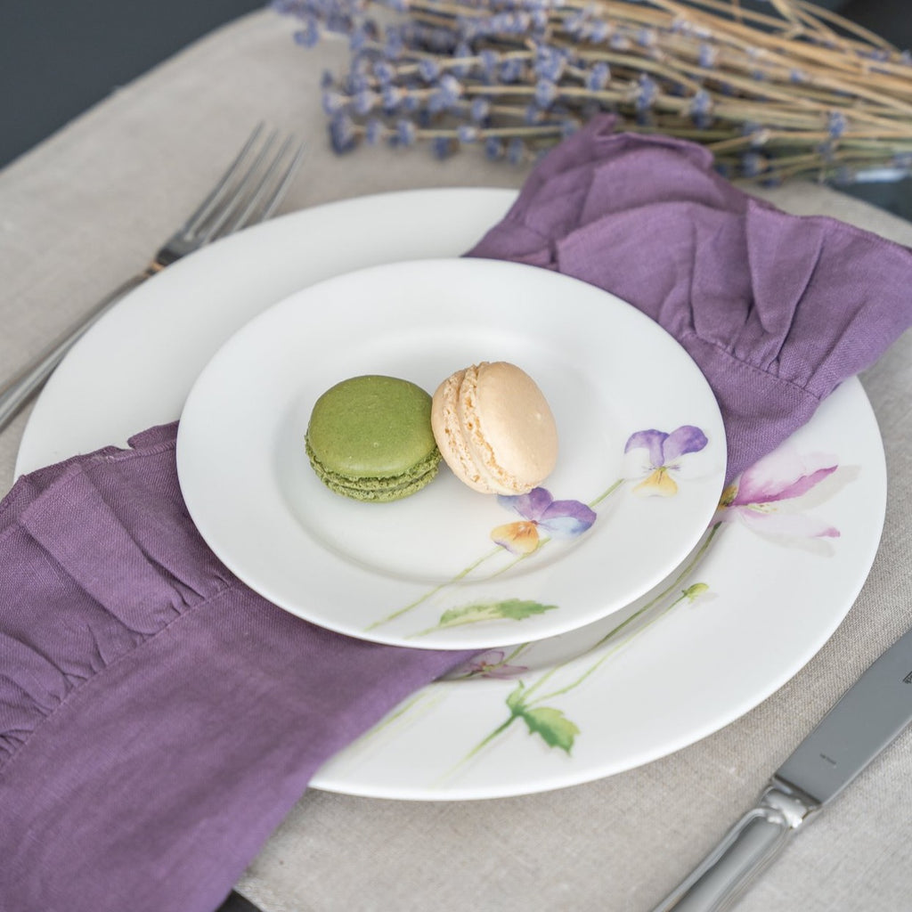 Milano Placemat Set with Lucca Napkins