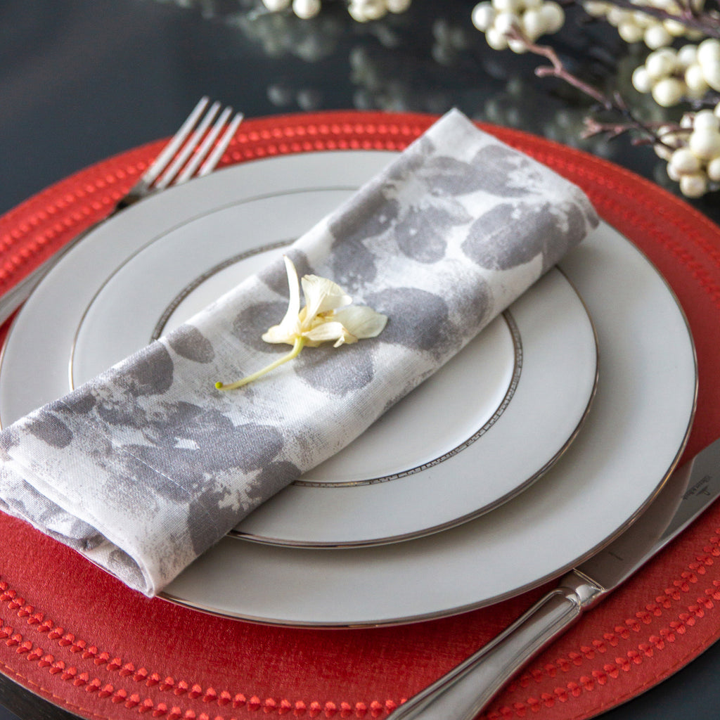 Mode Living Hudson Gray napkins