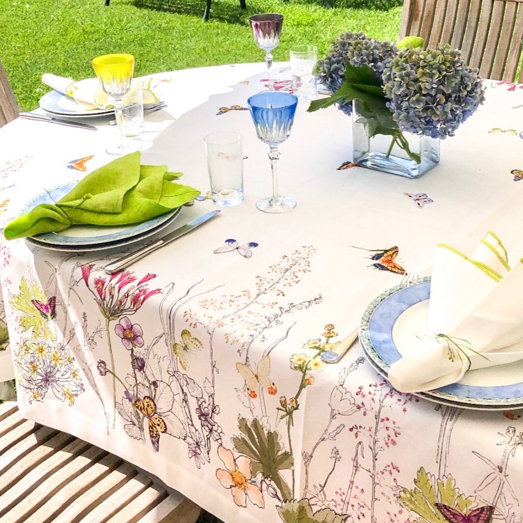 Mode Living floral Provence tablecloth