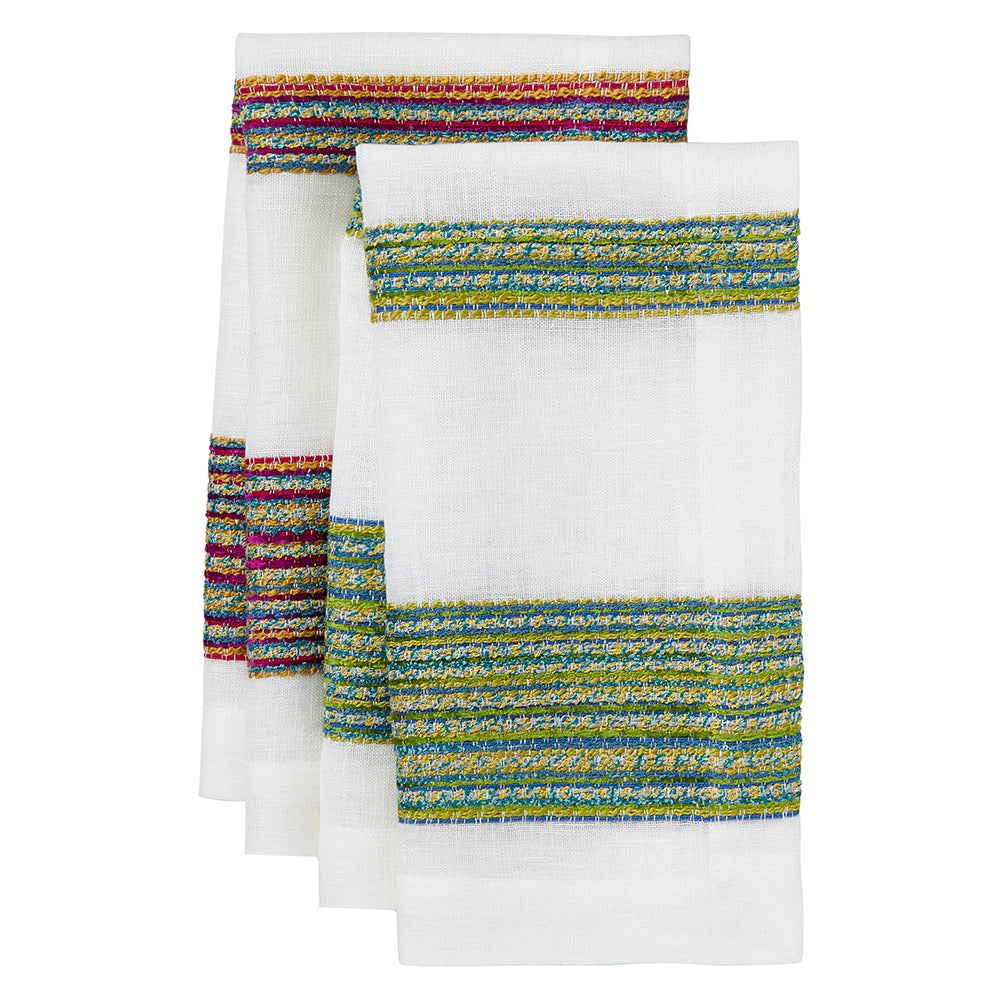 Maya Napkins S/4 - Mode Living Tablecloths