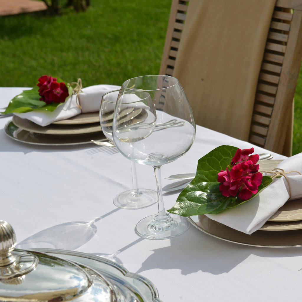 Palm Beach Tablecloth - Mode Living Tablecloths