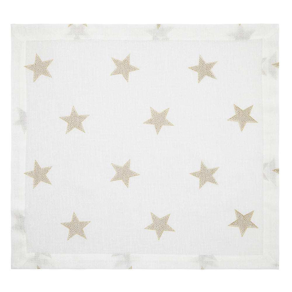 Starry Night Napkins, S/4 - Mode Living Tablecloths
