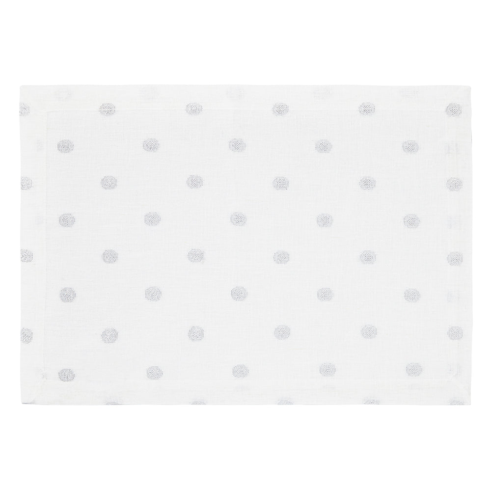 Vogue Placemats, S/4 - Mode Living Tablecloths