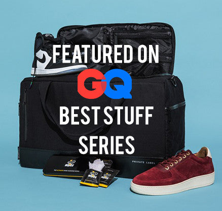 GQ - BEST STUFF SERIES