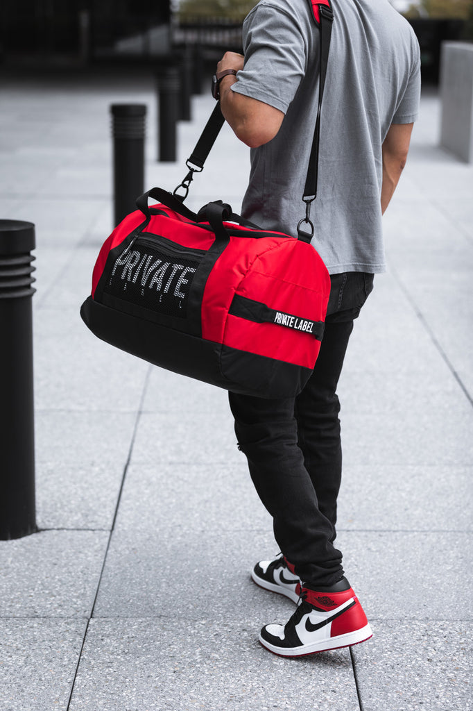 RED / BLACK - WEEKENDER 2.0
