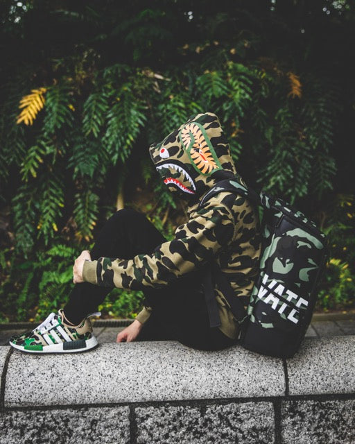 NYL - JUNGLE CAMO BACKPACK (SHIPS OUT NOW)