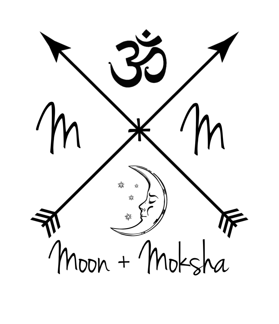 Moon and Moksha