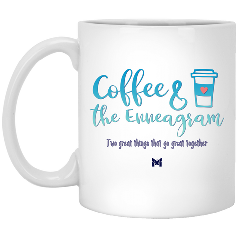 Enneagram Coffee Cups