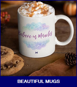 Featured Beautiful Mugs from The Miracles Store