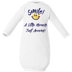 SMILE! A Little Miracle Just Arrived  - Infant Clothing