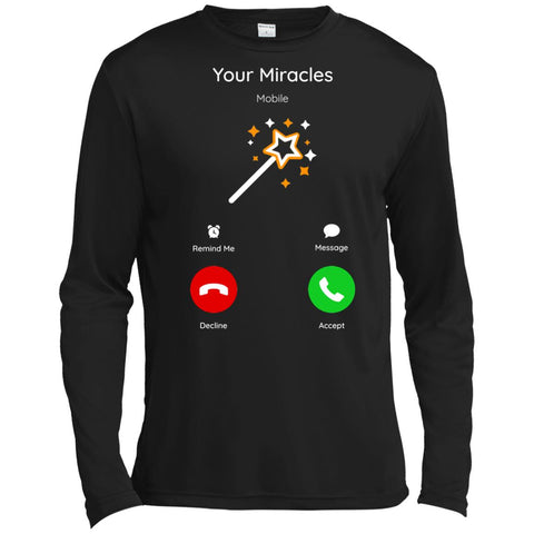 Your Miracles Are Calling - Mens Shirts
