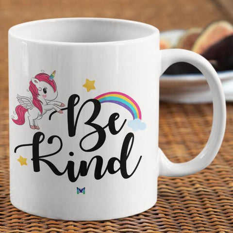 """Be Kind"" Mug-Apparel-The Miracles Store"