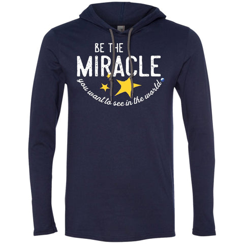 """Be The Miracle You Want to See in the World"" - XXLove Size Shirts - Apparel - - -"