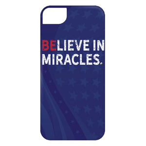 Believe In Miracles Phone Case - Apparel - iPhone 5 Case - Believe In Miracles -
