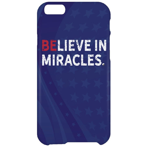 Believe In Miracles Phone Case - Apparel - iPhone 6 Plus Case - Believe In Miracles -