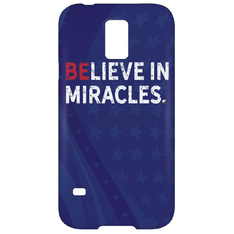 Believe In Miracles Phone Case - Apparel - Samsung Galaxy S5 Case - Believe In Miracles -