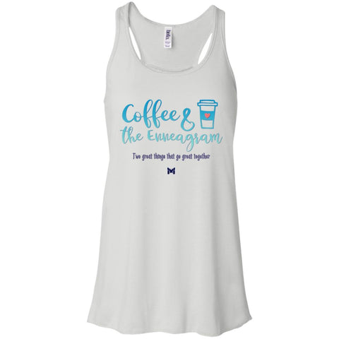 Coffee and the Enneagram - Women's Shirts-Apparel-The Miracles Store
