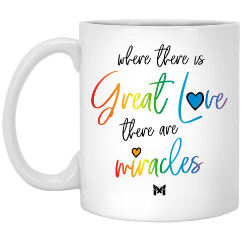 """Great Love"" Mug"