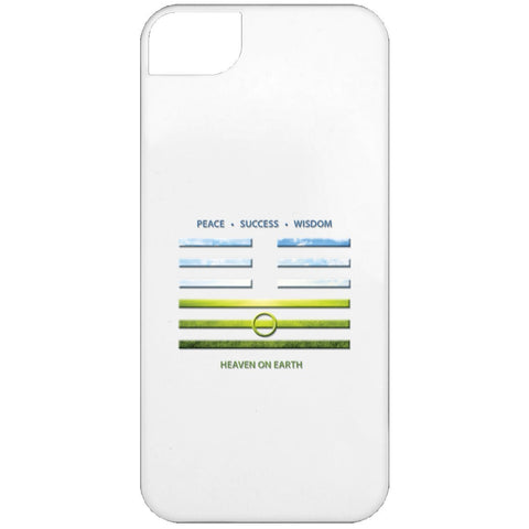 Heaven On Earth - I Ching - Cell Phone Cases - Apparel - iPhone 5 - Standard -