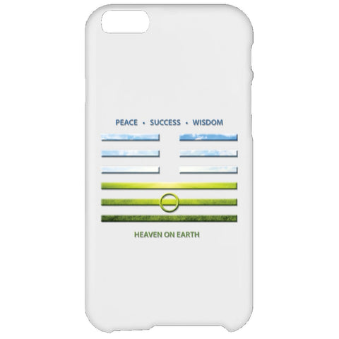 Heaven On Earth - I Ching - Cell Phone Cases - Apparel - iPhone 6 Plus - Standard -