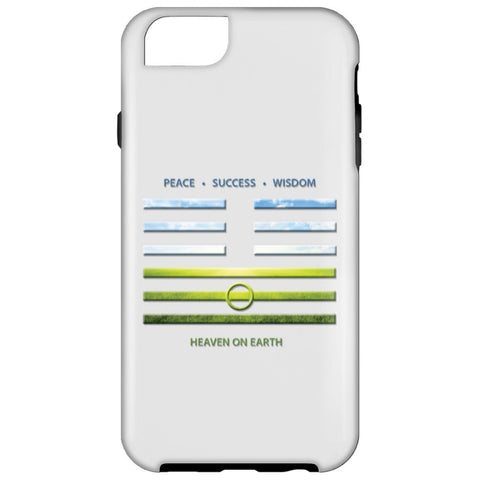 Heaven On Earth - I Ching - Cell Phone Cases - Apparel - iPhone 6 - Tough -