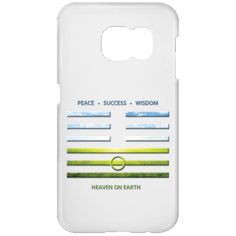 Heaven On Earth - I Ching - Cell Phone Cases - Apparel - Samsung Galaxy S7 - Standard -