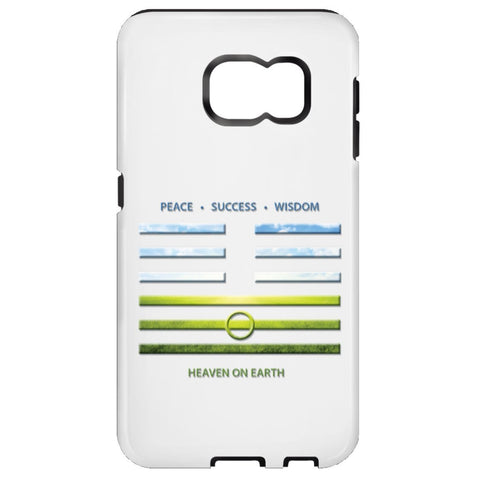 Heaven On Earth - I Ching - Cell Phone Cases - Apparel - Samsung Galaxy S7 - Tough -