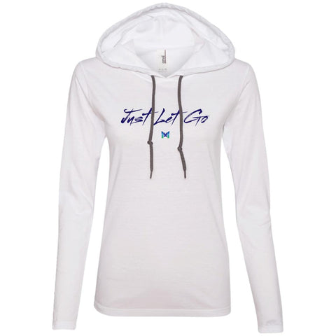 Just Let Go - Basic - Women's Lightweight T-Shirt Hoodie