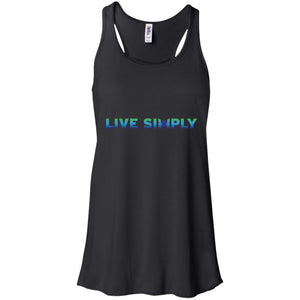 Live Simply - Women's Shirts (Colorful)