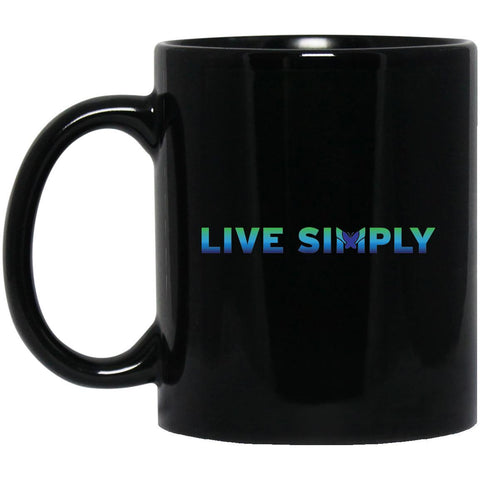Live Simply - Colorful