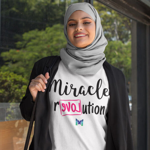 """Miracle Revolution"" - Women's Shirts"
