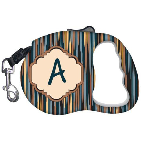 Unique Gifts - Monogrammed Dog Leash-Pet Accessories-Brown-The Miracles Store