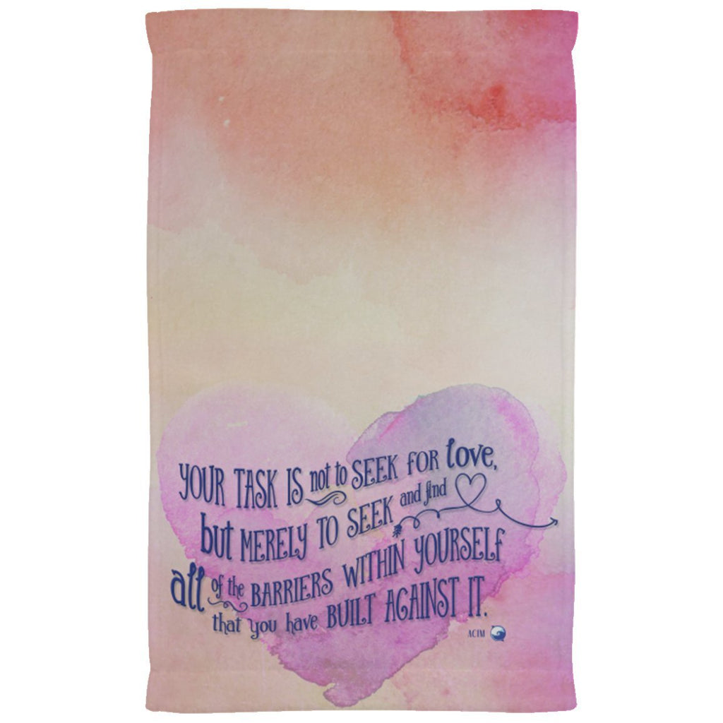 Your Task Kitchen Towel - 11 x 18 Inch - Towels - White - One Size -